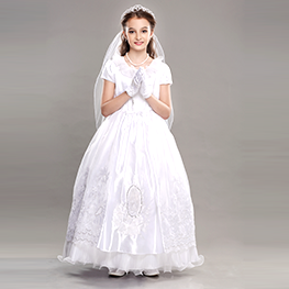 girls first communion accessory