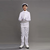 boys first communion white shirt